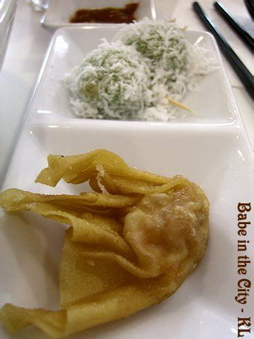 Foul Passing Out Before Dessert by In The City Kl Review S Kitchen At The