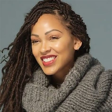 Meagan Good For Goddess Faux Locs Caign Bellanaija January2016 | meagan good for goddess faux locs caign bellanaija