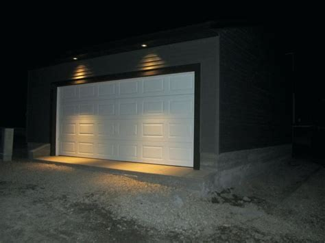 led outdoor garage lights outdoor garage lights not working lighting ideas