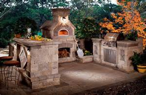Outdoor Kitchen And Fireplace Designs by Outdoor Kitchen And Fireplace Designs