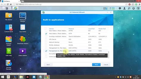 access forwarding servers synology tutorials getting remote access to your server