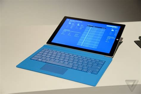 Microsoft Surface Pro 3 I7 microsoft officially launches surface pro 3 tablet