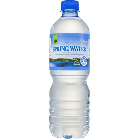 Feeding Bottle 600ml woolworths water 600ml bottle woolworths