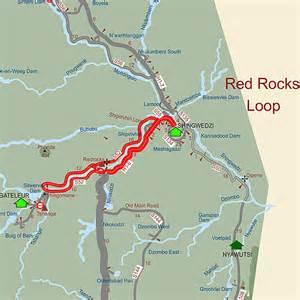 rocks loop map kruger national park south