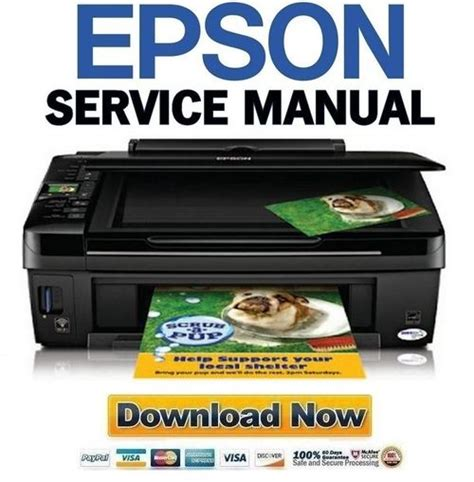 Epson Stylus Nx420 Tx420w Sx420w Sx425w Service Manual