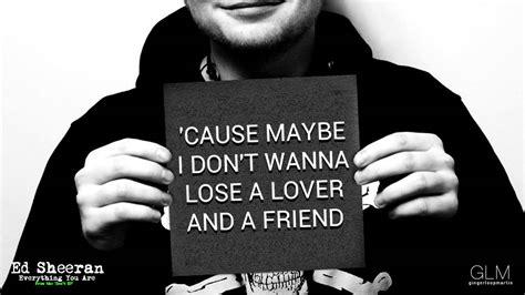 Ed Sheeran Everything You Are Lyrics | ed sheeran everything you are lyrics youtube