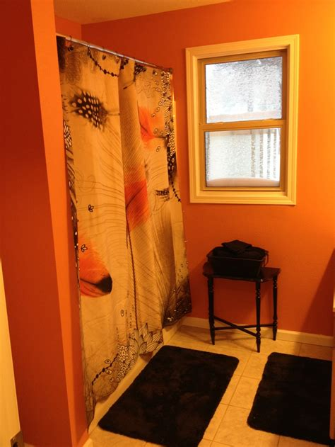 17 best images about bathroom makeover on traditional bathroom orange bathrooms and