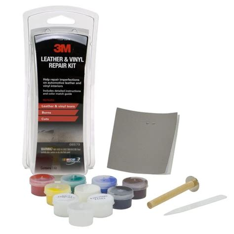 Where To Buy Leather Repair Kits 3m leather and vinyl repair kit walmart