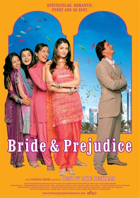 aishwarya rai english movie bride and prejudice bride and prejudice typical chick flick with bollywood