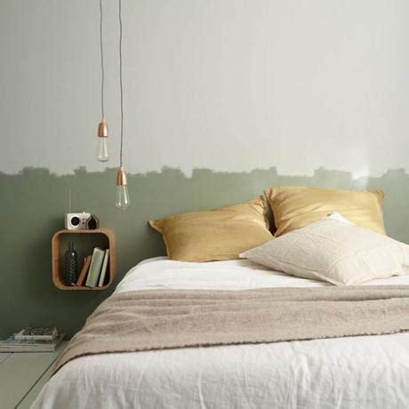creer une tete de lit cr 233 er une tete de lit en peinture 20 inspirations canons