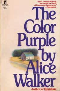 the color purple book questions who were some authors of the 1980 s blurtit