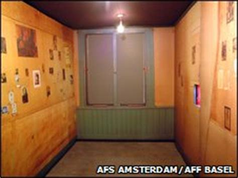 anne franks bedroom bbc manchester what does anne frank mean to you