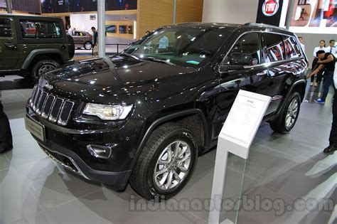 fiat jeep 2016 fiat to showcase jeep products at auto expo 2016