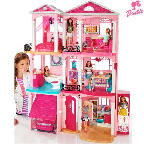 giochi della casa di casa dei sogni di 3 piani con 7 stanze ascensore e