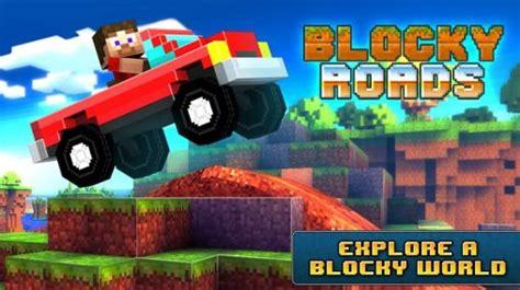 Download Full Version Of Blocky Roads | blocky roads android apk game blocky roads free download