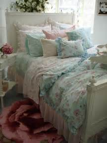 shabby chic bedding flickr photo