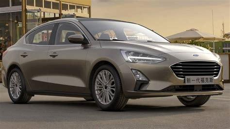 2019 Ford Focus Sedan by 2019 Ford Focus Sedan 2 Carviser