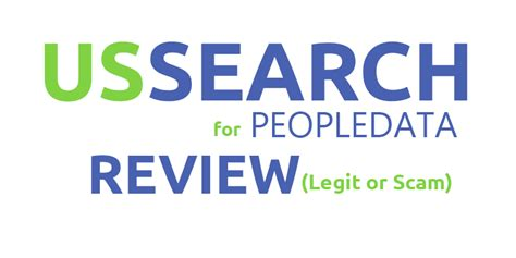Is Usa Search Legit Us Search Reviews Is It Legit Or Scam