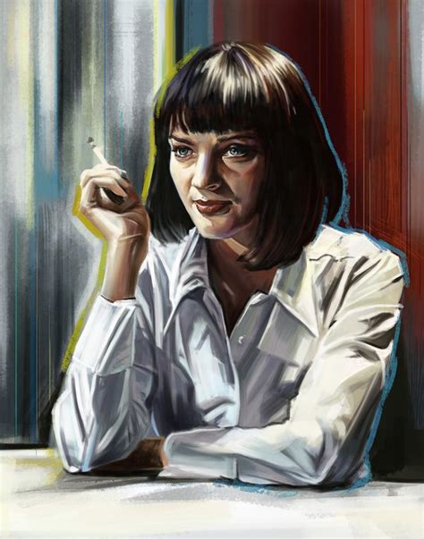 gifts for pulp fiction fans 159 best pulp fiction fan art images on pinterest