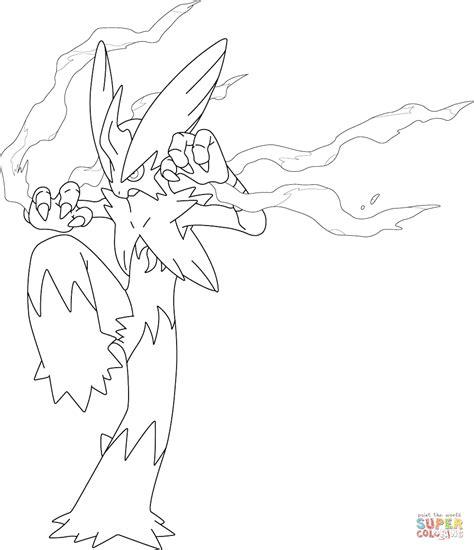pokemon coloring pages blaziken pokemon coloring pages blaziken click the mega blaziken