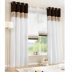 1 only 2015 new white living room curtains