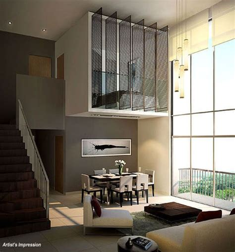 split level loft small home interior home