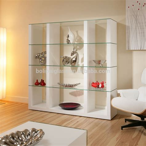 shelves in room 12 best ideas of glass shelves in living room