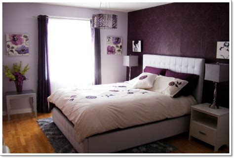 Light Purple Bedrooms 35 Inspirational Purple Bedroom Design Ideas
