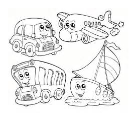 transportation coloring pages transport colouring pages transport colouring
