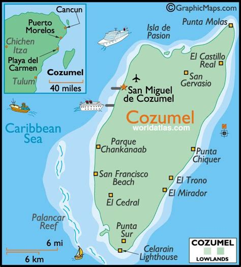 map of mexico cancun and cozumel 1000 ideas about cozumel mexico map on