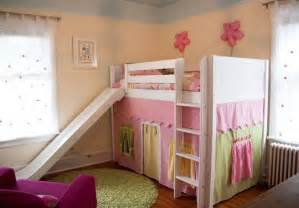 Girls Slide Bed by Pics Photos Girls Dollhouse Playhouse Bed With Slide Kids