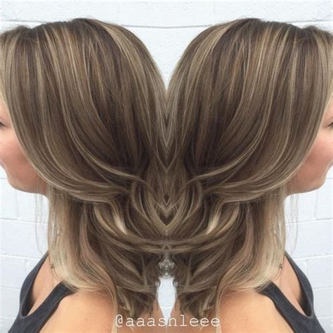 ash brown hair with pale blonde highlights 45 light brown hair color ideas light brown hair with