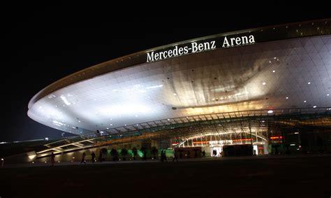 mercedes arena shanghai back to photostream
