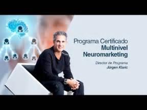 jurgen klaric cursos gratis aprende las mejores estrategias de neuromarketing para tu
