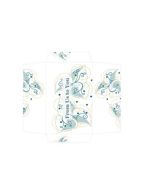 word 2013 envelope template money envelope gold floral design free envelope
