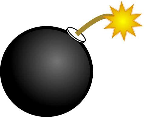 images of bombs vector gratis bomba fusible explosivos minas imagen