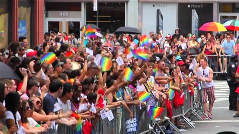 gay section of nyc nyc pride 2014 promo youtube