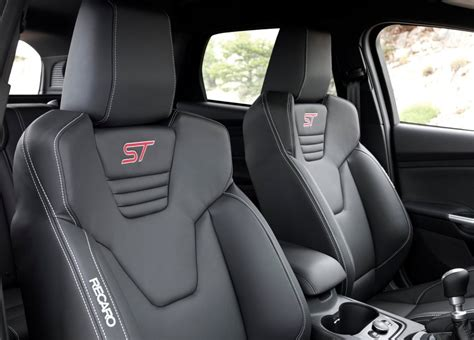 ford focus st seats ford focus st review test drives atthelights