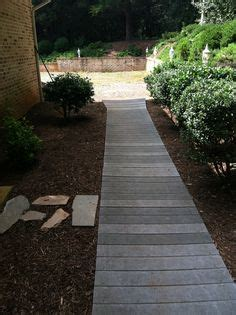 before and after wrap around deck makeover featuring trex image gallery t rex walkway