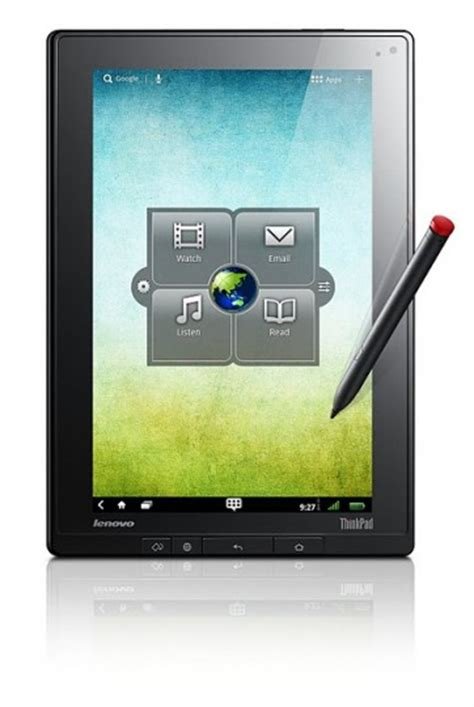 Tablet Lenovo 11 1782 lenovo thinkpad tablet review