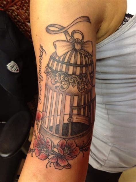 bird cage tattoo designs bird cage tattoos designs ideas and meaning tattoos for you