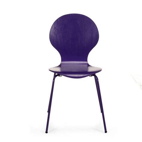 chaise violette les 25 meilleures id 233 es concernant chaise violet sur