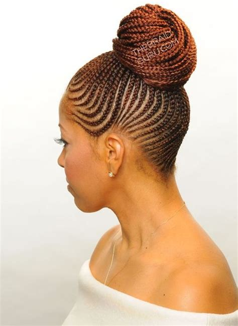 twisted bun hairstyle on american 1000 ideas about african american braids on pinterest