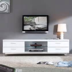 white tv stands b modern promoter 79 quot high gloss white tv stand bm 120