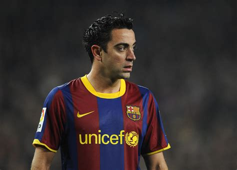 barcelona xavi football stars xavi hernandez 2011 best football player