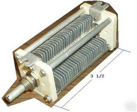 johnson 154 2 air variable capacitor johnson air variable capacitor 28 images johnson air variable capacitor ebay capacitors