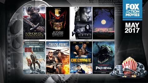 film action update fox action movies will fill your summer with action