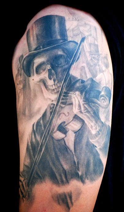 kadillac tattoo elelep hooligans