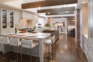 rustic modern kitchen ideas rustic modern modern kitchen cleveland by davinci