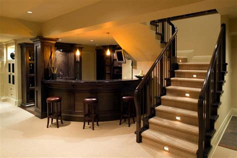 refinish basement three types of basement finishing